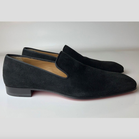 98905781c Christian Louboutin Other - Louboutin Mens Dandy Flat Loafers Euro 40 US 7